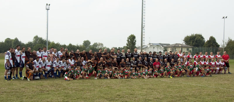 Il torneo Cico Piran ha aperto la stagione dei Rovinassi