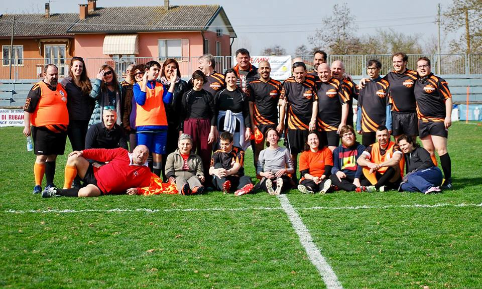 Roccia mixed ability rugby