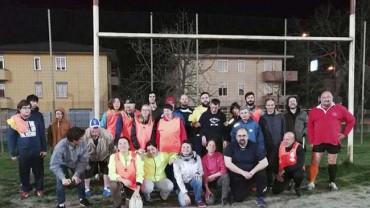 Mixed Ability Rugby Italia-Belgio
