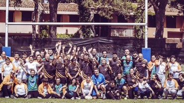 Il Roccia Mixed Ability Rugby ad Adria Inclusive Games 2019